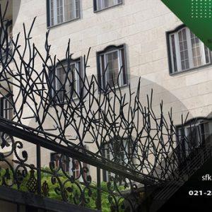 حفاظ شاخ گوزنی تراکم 14